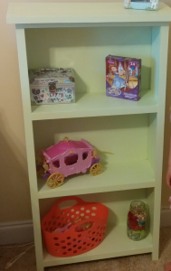 DIY Bookshelf Shelving Unit