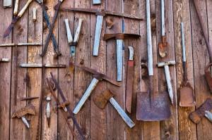 tool wall repairs