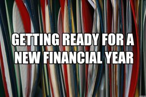 new financial year image